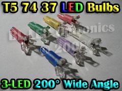 3mm LED Style